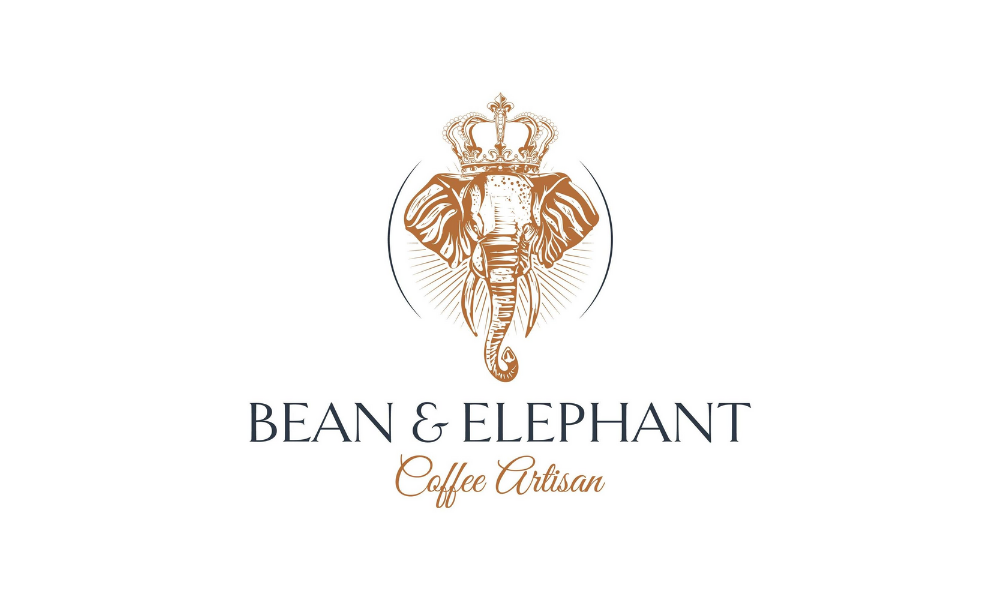 Bean and Elephant Coffee Artisan logo