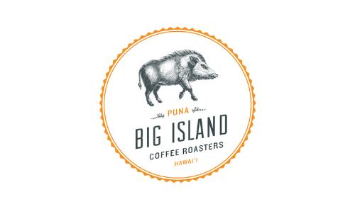 big island coffee roasters logo